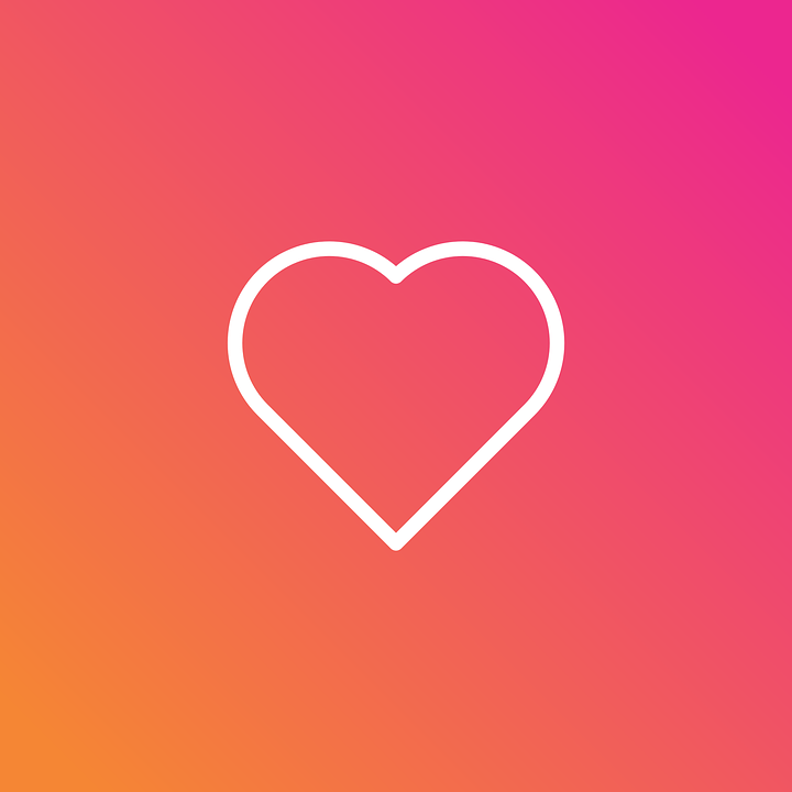 instagram likes (heart)