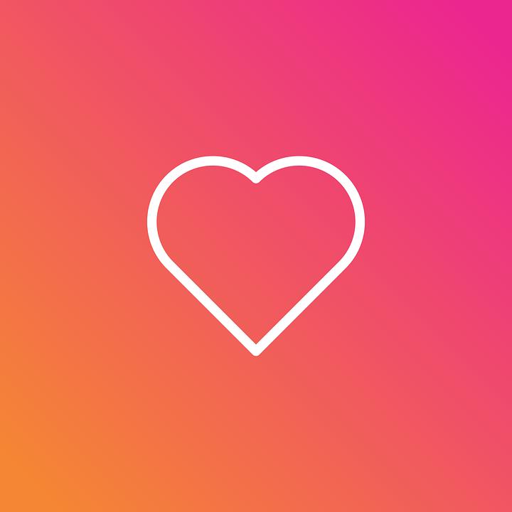 instagram likes (heart)