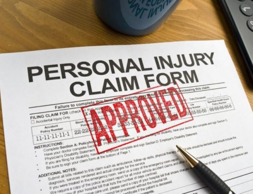 Personal Injury Victim